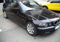 На части BMW 318 compact