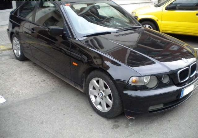 На части BMW 318 compact гр. Пловдив - image 1