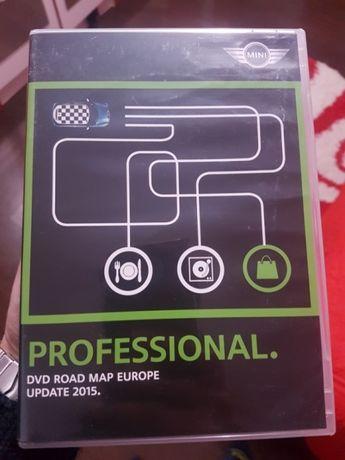 Dvd Road Map Europe