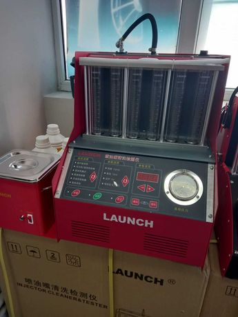 Launch Cnc 602 A- стенд для чистки форсунок