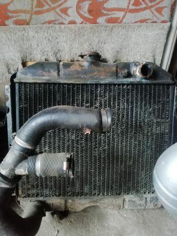 Радиатор на Волгу, Уаз