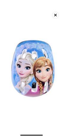 Casca protectie Frozen pentru fete, marimea M, 4-9 ani