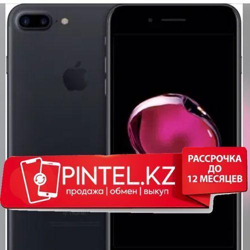 APPLE iPhone 7 plus . 128gb Black, айфон 7 плюс , 128гб , чёрный. ^69