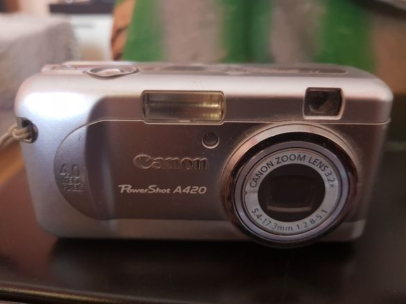 Фотоапарат Canon PowerShotA420 за части