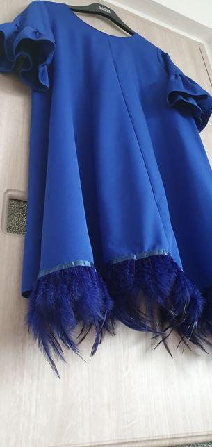 Rochie ocazie albastra