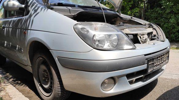 Renault Scenic / Рено Сценик 1.6