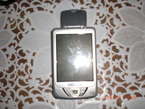 vand PDA cu GPS blue media