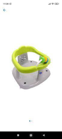 Scaun de baie pentru bebe Lorelli Panda Green, preț negociabil