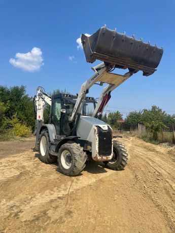 Buldoexcavator Terex TLB 840