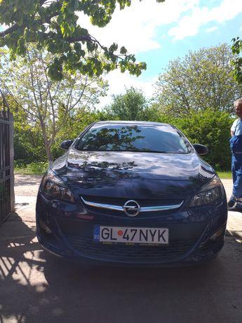 Opel  Astra J 2015