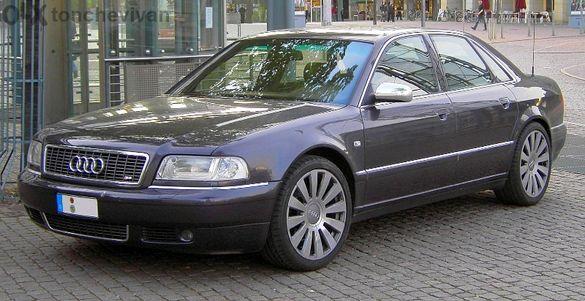 На Части Audi A8 3.3tdi Автоматик Quattro 4x4 Navi Xenon