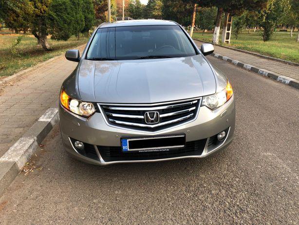 Honda Accord 2.4 benzină, automată, Euro 5, 155 mii km, GPL