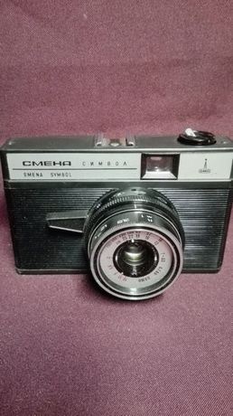 Фотоапарати от соца