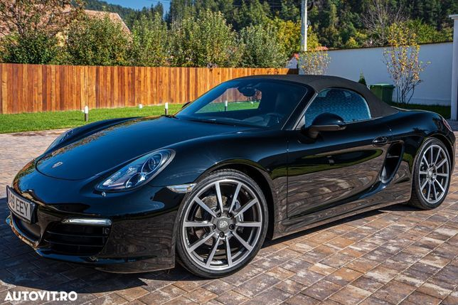 Porsche Boxster TVA inclus deductibil,Black Edition