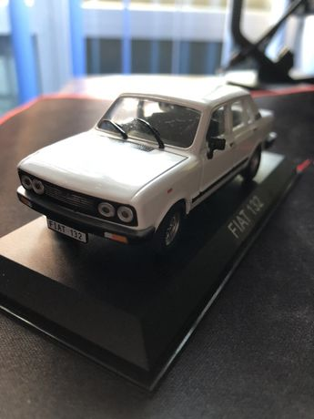 """Vand Macheta De Agostini Fiat 132 din """"Masini de Legenda"""" noua!"""