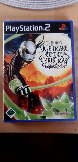 Joc PS2 the nightmare before Christmas Tim Burton