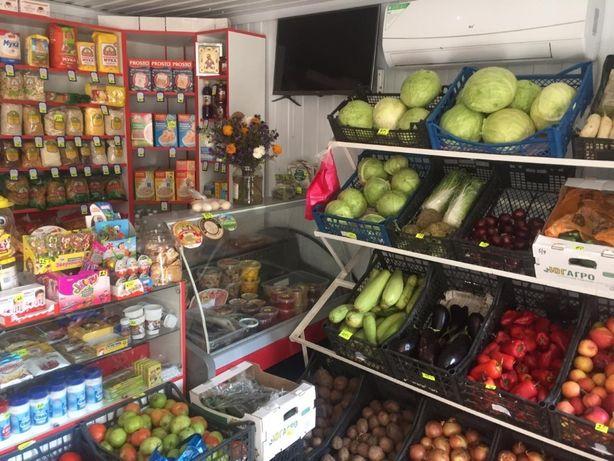 Сдам магазин с овощным отделом