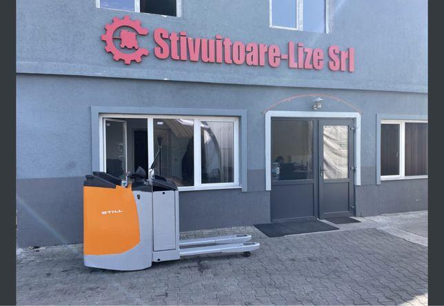 Transpaleta electrica STILL EXU-S22, An 2011, 2.2 tone, ORE 4432