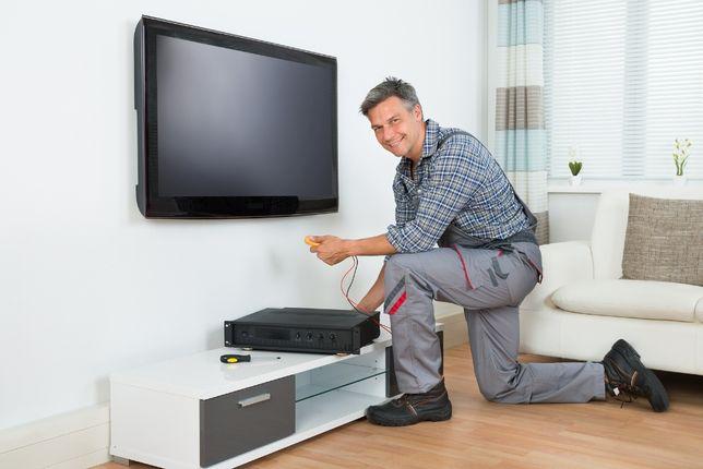 Ремонт телевизора тв мастер выезд на дом замена матрицы подсветки