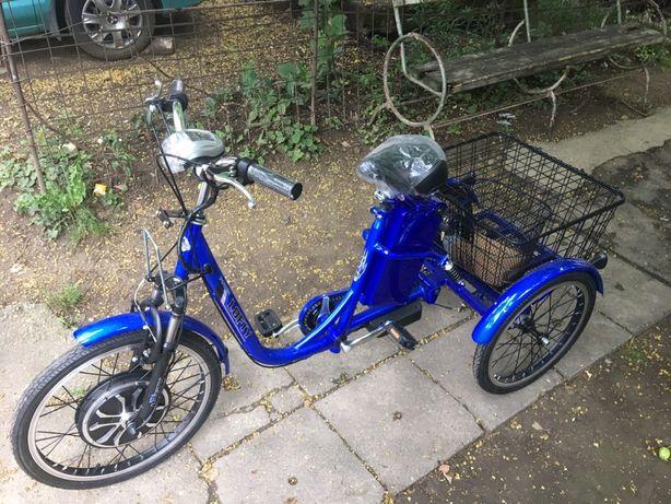 Tricicletă electrică model 2021,NOUĂ,0 km,pe STOC