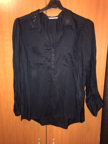 Camasa neagra eleganta noua nr.44