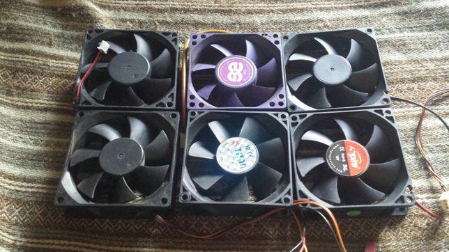 Ventilatoare 8cm pc
