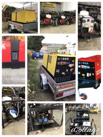Generator curent diesel trifazic honda mosa pompa tencuit