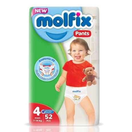 Подгузники и трусики детские Molfix(Актобе)