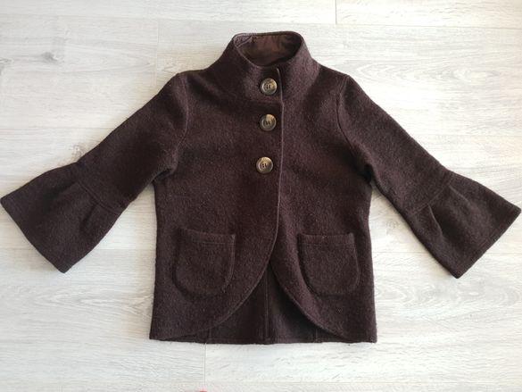 NEXT Дамско късо палтенце със 7/ 8 ръкави