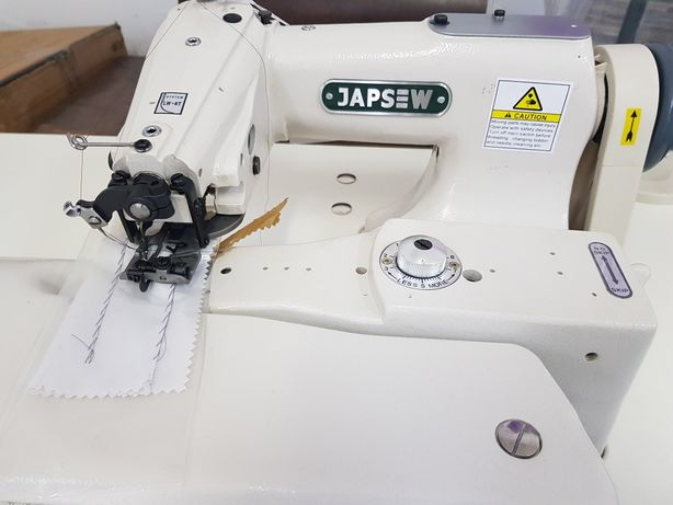 Masina de cusut ascuns / stafir JAPSEW , J-101