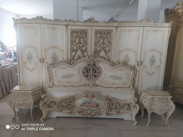 Dormitor  Baroc Silik