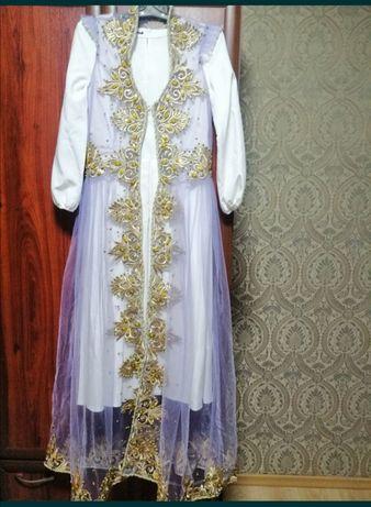 Продам очень красивое платье на қыз узату