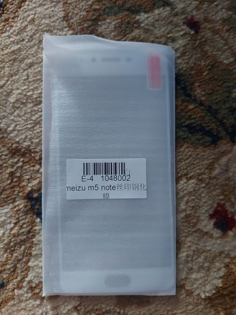 стекло на Meizu m5 note