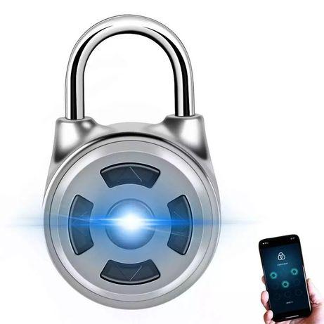 Smart катинар отключва с парола и смартфон