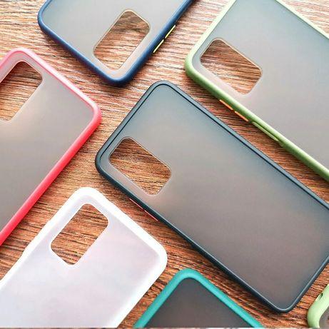 Цветен Кейс Rock за Samsung Galaxy S20FE Супер Защита