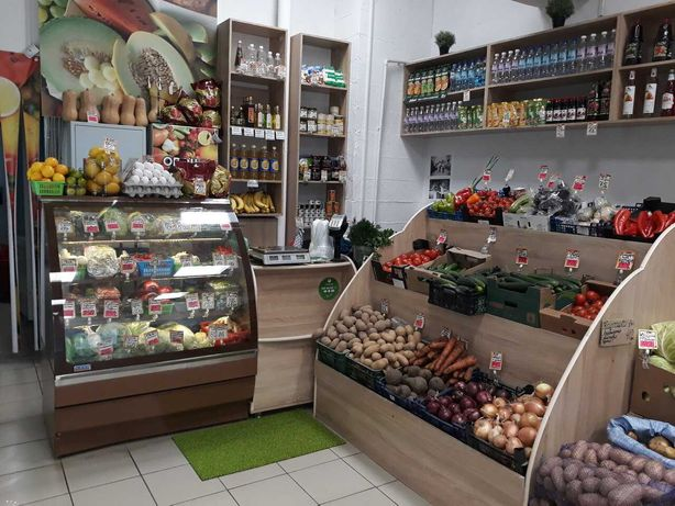 Овощной отдел по Туркестан