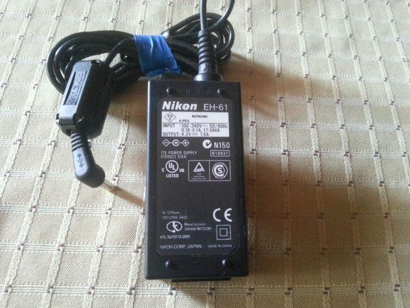 Адаптер-зарядно Nikon EH-61 за Coolpix 2100,3100
