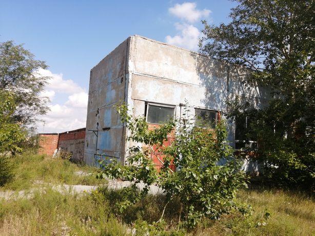 Продам здание на разбор