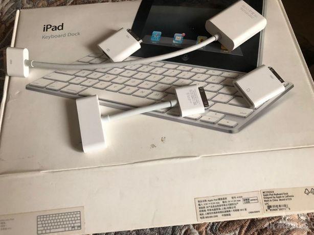 док станция(Keyboard Dock) для iPad