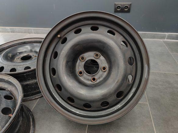 Железни Джанти 16'' - 5х108 - Fiat Scudo, Citroen Jumpy, Expert