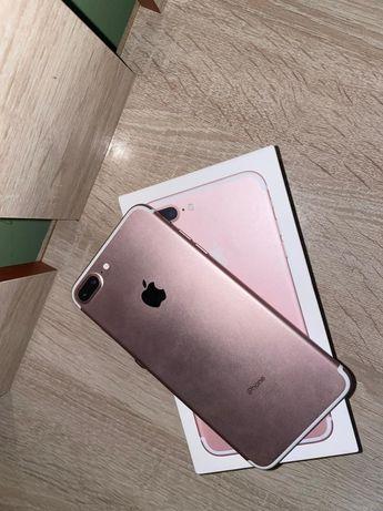 Продам Iphone 7+  32гб.Состояние ИДЕАЛ!