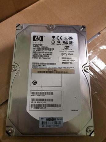 HDD HP FATA 500gb 7200rpm / FATA FIBRE Channel Сървърни дискове