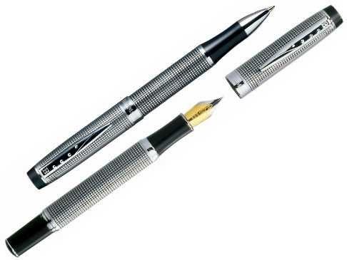 Луксозни Комплекти за Писане Balmain и Inoxcrom Химикалка Писалка