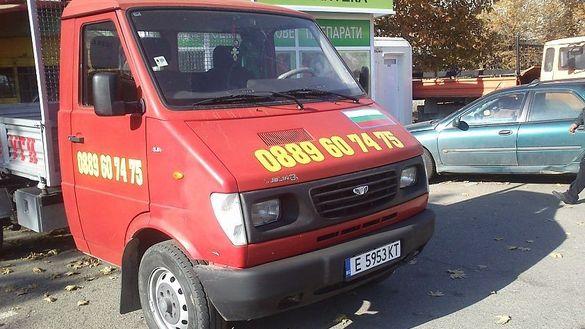 Професионални Хамалски Услуги, Транспортни услуги, Превоз на товари