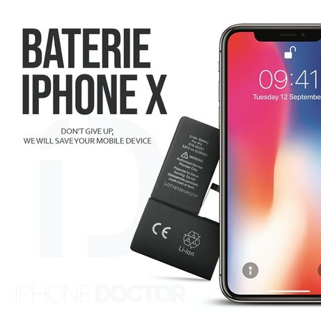 Baterie iPhone X