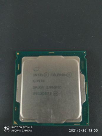 процессор Intel G3930