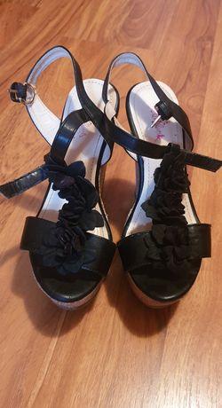 Sandale de vara (negru)
