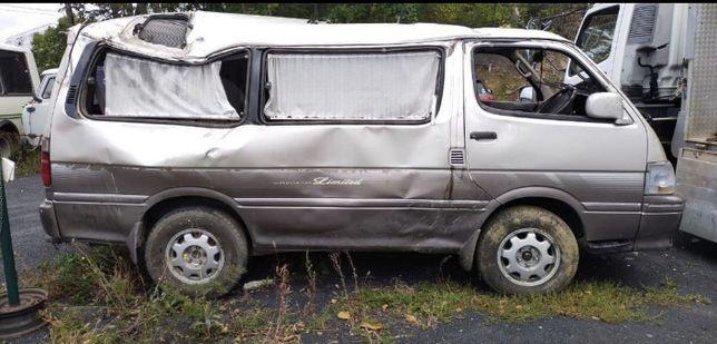 Toyota Hiace Тойота Хайс