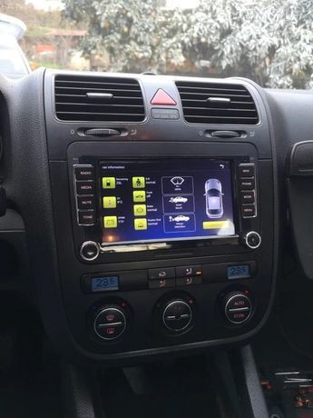 Navigatie Android Volkswagen Passat Golf Tiguan Touran Eos Jetta