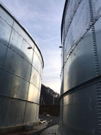 Rezervoare apa (rezervor incendiu, rezervor metalic) 20-5000mc